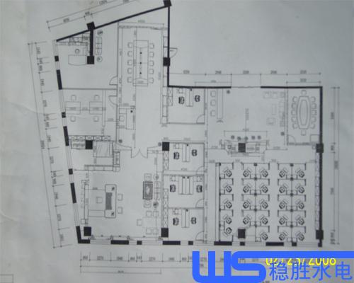 楼房电路布线图图片大全;